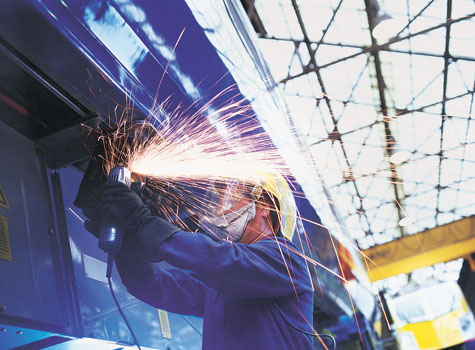 Steel Fabrication Business