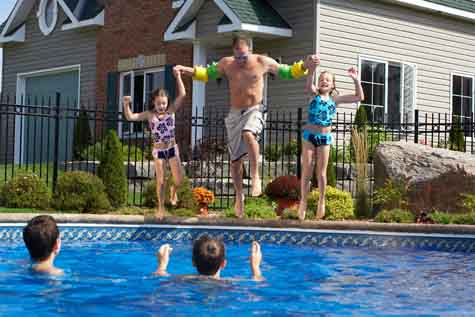 Marketing a swimming pool dealers business for Swimming pool dealers