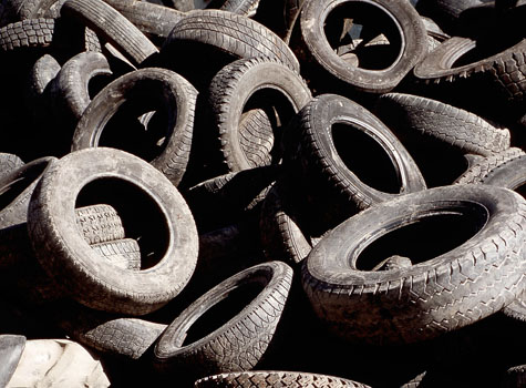 Tire Recycling and Disposal Business
