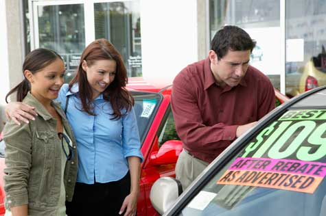 Used Car Dealers Business
