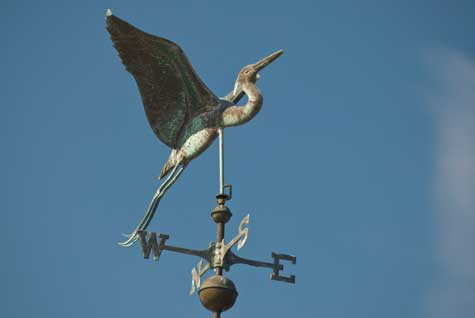 Selling a weather vanes business
